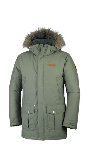 Columbia Timberline Ridge Jas Heren olijf